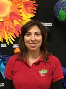 Vicki Amorin, Casual Educator